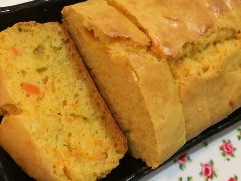 ワンボウルで簡単^ ^♪ヘルシー人参ケーキ