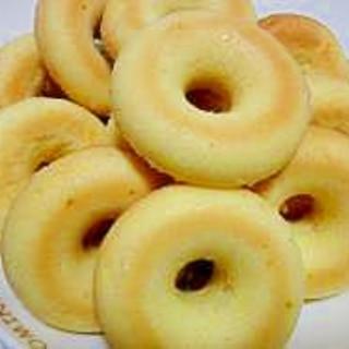 【米粉レシピ】うまうま!!米粉の焼きドーナツ