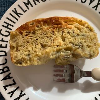 簡単すぎる!バナナケーキ★