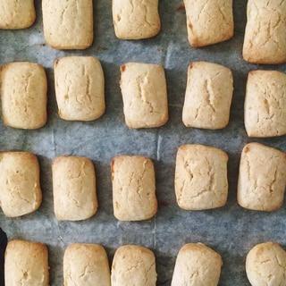 アレルギーっ子にも!米粉のクッキー