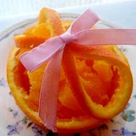 オレンジバスケット♪
