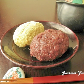 基本のおはぎ・ぼたもち(小豆・もち米の炊き方)