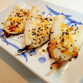 COで キス開きのチーズ焼き