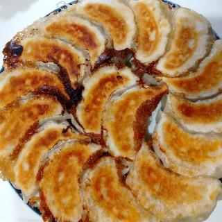 餃子 100個分のレシピ (正確には96個)