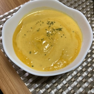 かぼちゃのスープ♪