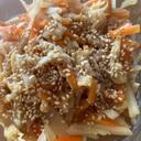 新生姜と人参、油揚げの甘辛煮