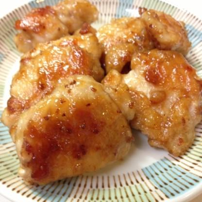簡単な作り方でとても美味しかったです♫ 鶏胸肉はヘルシーで美味しいですが、しっかり味でさらに美味しくいただけました^ ^ ごちそうさま♪