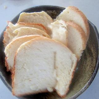 しらすとマーガリンとマリームのパン