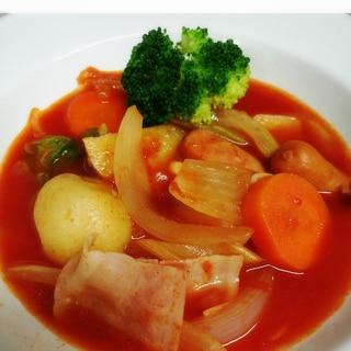 母の日は新じゃがが美味しい濃厚食べるスープ