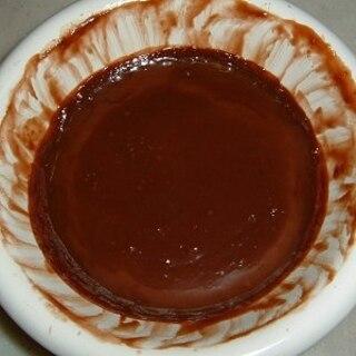 チョコレートミルクジャム