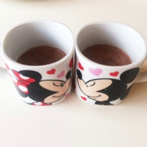 おうちバレンタインに☆簡単チョコムース
