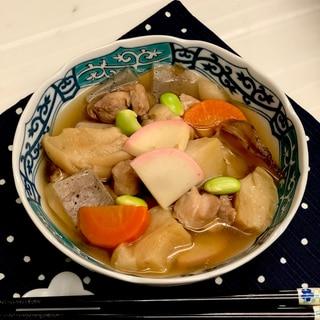 〜新潟郷土料理〜のっぺい汁