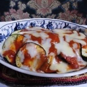 市販のパスタソースで♡とろとろ豆腐と茄子のグラタン