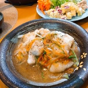白身魚のトロトロ甘酢あんかけ☆ヘルシー&美味しい☆