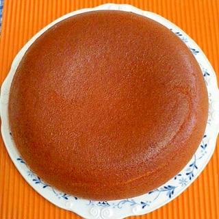炊飯器のカステラケーキ♪