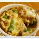 中村屋フライパンで作るインドカリーで本格焼きカレー