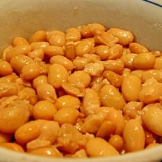 牛乳パックin式ヨーグルトメーカーでつくる●納豆●
