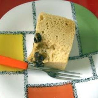 おからパウダー100%の蒸しパン