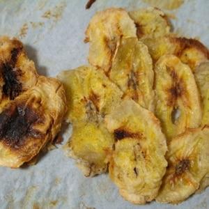 簡単・美味しい♪バナナチップス