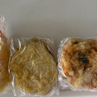 天ぷらの冷凍保存&美味しい解凍方法