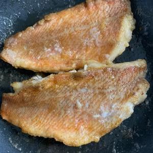 とっても経済的な赤魚のムニエル♪