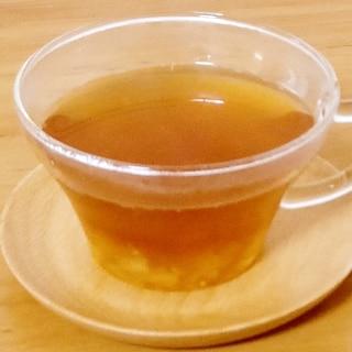 ◇蜂蜜ほうじ茶柚子ティー◇