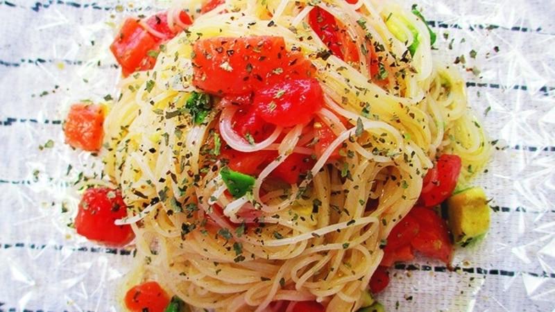 そうめん!冷やし中華!冷製パスタ!ぱぱっと簡単に作れる夏のおすすめ麺レシピ