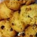 オートミールとドライフルーツのクッキー