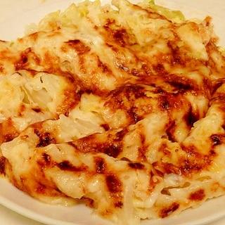 簡単★大量消費★キャベツのチーズ焼き