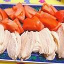 茹でるだけ 簡単鶏胸肉のハム