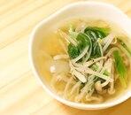 エスニック風野菜スープ