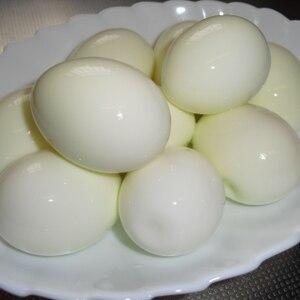 絶対殻がつるんと剥ける茹で卵 ゆぬき