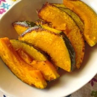 ほっこり*かぼちゃのオーブン焼き