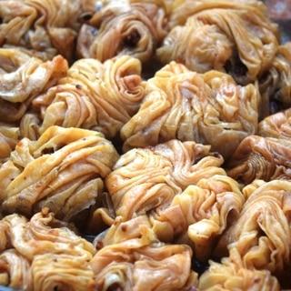 トルコのお菓子★小さなバクラヴァ