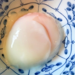 ★簡単放置で★半熟温泉卵