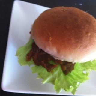 オリジナル・ハンバーガー(ゴマバンズ)