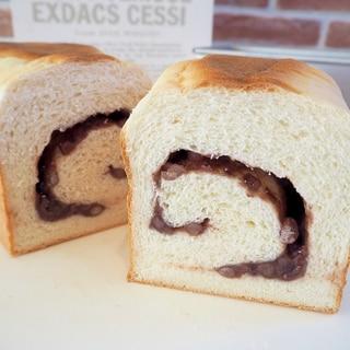 ぐるぐるアン食パン