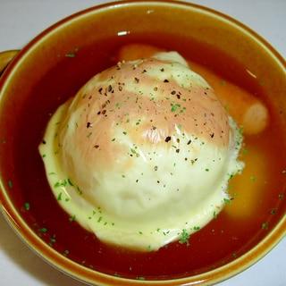"""トロットロ♪我が家の""""新玉ねぎ丸ごとスープ"""""""