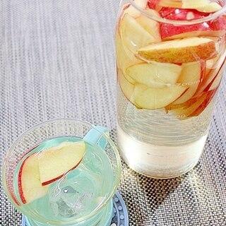 砂糖不使用で美味しい☆りんご酢サワードリンク♪