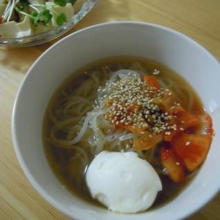 さっぱり☆冷麺