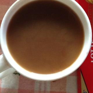 蜂蜜とチョコのコーヒー