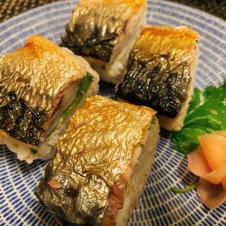 10分で✨簡単さば寿司
