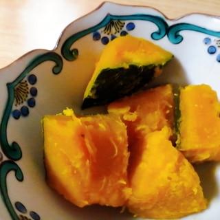 レンジで☆かぼちゃのコンソメ煮
