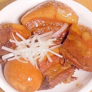 ぷるトロ!家で簡単 豚の角煮