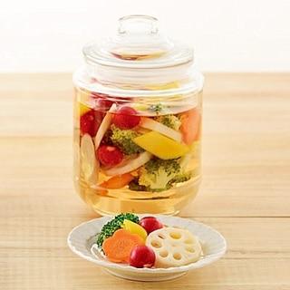 根菜と彩り野菜のミックスピクルス