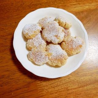 薄力粉と片栗粉で作る♥クッキー