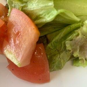 オリーブ入り♡トマトサラダ