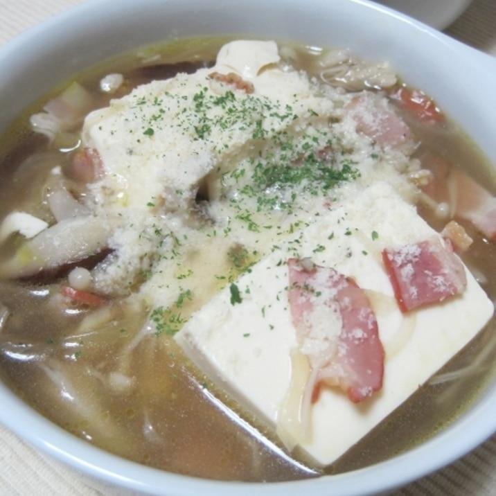 洋風☆湯豆腐