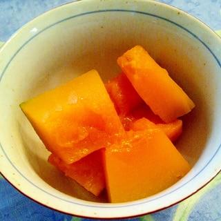 胃腸にやさしい かぼちゃの煮物