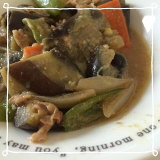 トロトロナスの味噌炒め꒰ ♡´∀`♡ ꒱